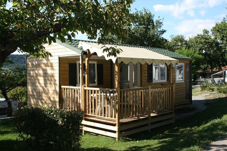 Camping les Charmilles Ardèche Frankrijk mobilhome 9 Camping les Charmilles 30pluskids image gallery