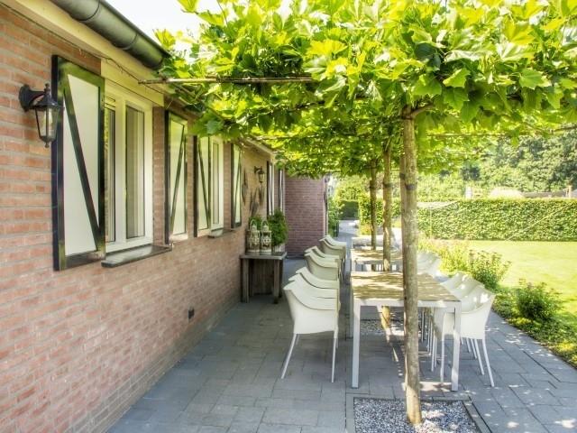 In de Vlinderkes in Arcen, Nederland terras In de Vlinderkes 30pluskids image gallery