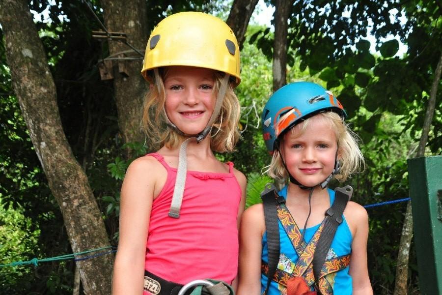Travelnauts Costa Rica - Canopy Manuel Antonio x Vulkanen, apen, regenwouden in Costa Rica met kinderen 30pluskids image gallery