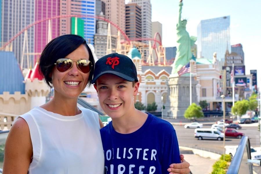 Travelnauts West-Amerika - Las Vegas x De mooie nationale parken en spannende steden in West-Amerika  30pluskids image gallery