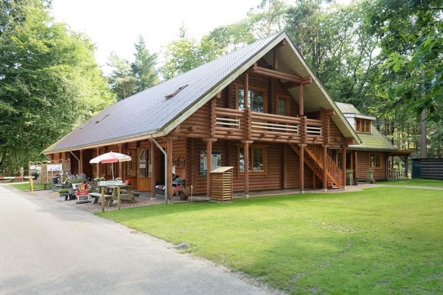 Vlintenholt in Drenthe, Nederland groepsaccommodatie 't Vlintenholt 30pluskids image gallery