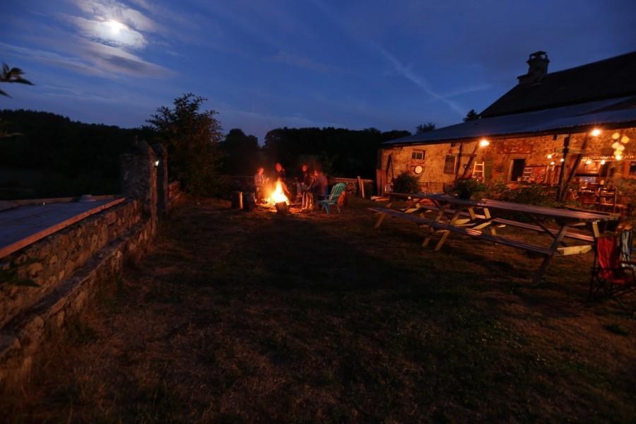 Les 3Etangs in de Auvergne, Frankrijk prachtige avond Les 3Etangs 30pluskids image gallery