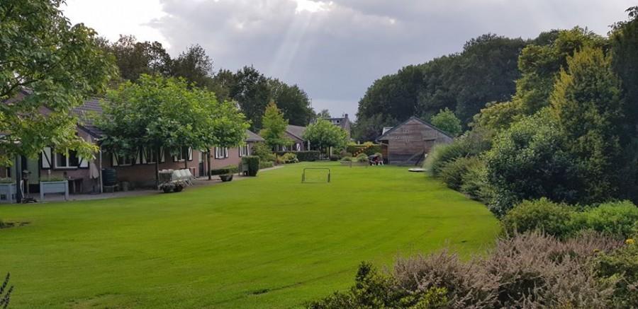 In de Vlinderkes in Arcen, Nederland grasveld In de Vlinderkes 30pluskids image gallery
