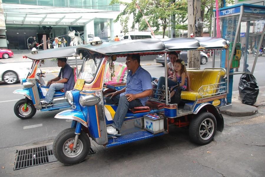 Travelnauts Thailand - Bangkok TukTuk x Travelnauts Thailand  30pluskids image gallery