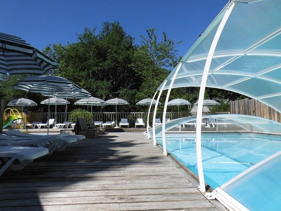 Castelwood Frankrijk zwembad
