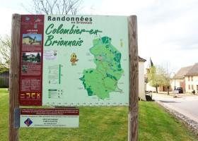 Dans le Jardin in de Bourgogne, Frankrijk wandelroutes in omgeving Dans Le Jardin 30pluskids