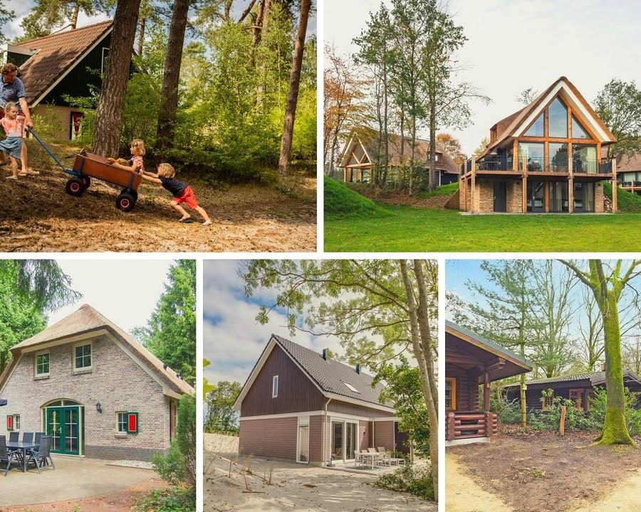 Landal GreenParks collage