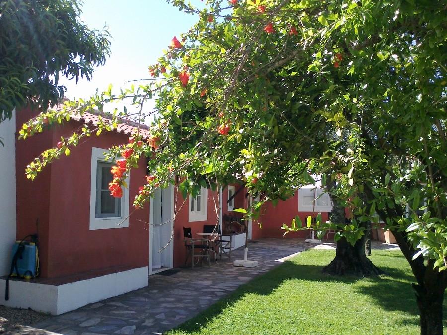 Verdemar in de Alentejo, Portugal huisje