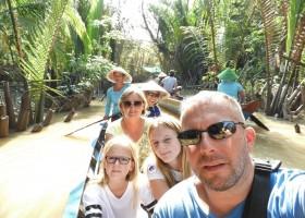 Travelnauts rondreis Vietnam 02 Zeilen, rijstvelden en markten in Vietnam met kinderen 30pluskids