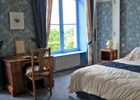 Chateau de Mialaret hotelkamer.jpg Domaine le Mialaret 30pluskids