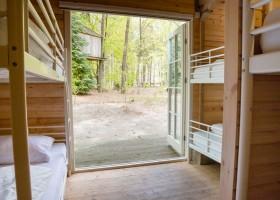 Vlintenholt in Drenthe, Nederland strandhuisje voor 6 personen 't Vlintenholt 30pluskids