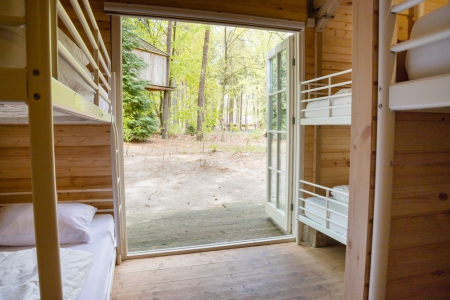 Vlintenholt in Drenthe, Nederland strandhuisje voor 6 personen 't Vlintenholt 30pluskids image gallery
