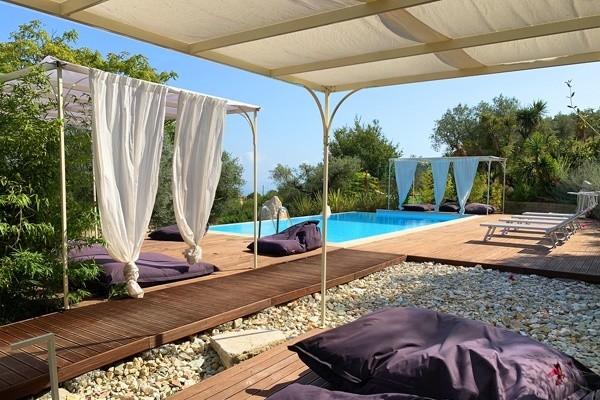 Charme delle Marche Villa Romana in Le Marche 2 Villa Romana 30pluskids image gallery