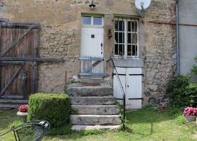 Vakantiehuis Bilok in de Bourgogne, gite buiten Vakantiehuis Bilok 30pluskids