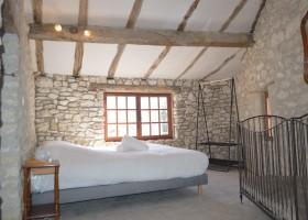 Manoir Hans & Lot in de Tarn-et-Garonne, Frankrijk slaapkamer mrt 2019 010 Manoir Hans & Lot 30pluskids