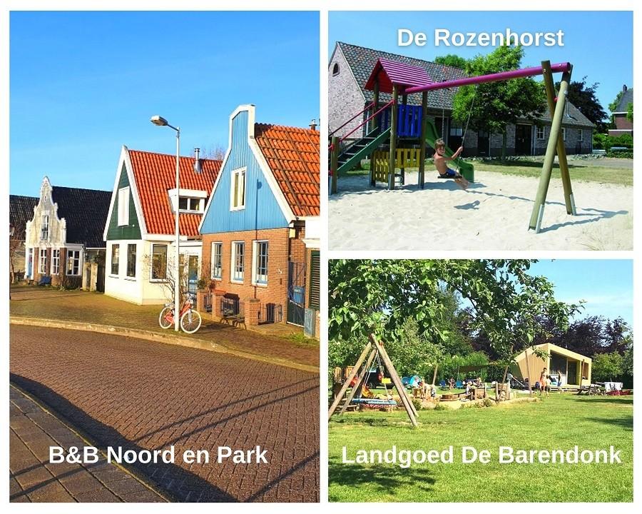 Collage meivakantie Nederland