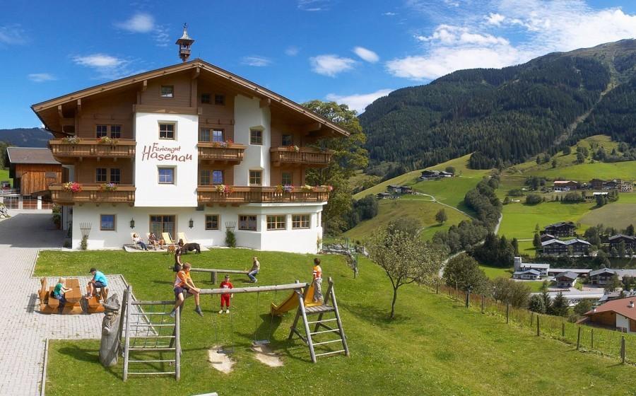 ViNEA Family Oostenrijk outdoor verblijf voorzijde ViNEA Family Outdoor Oostenrijk 30pluskids image gallery
