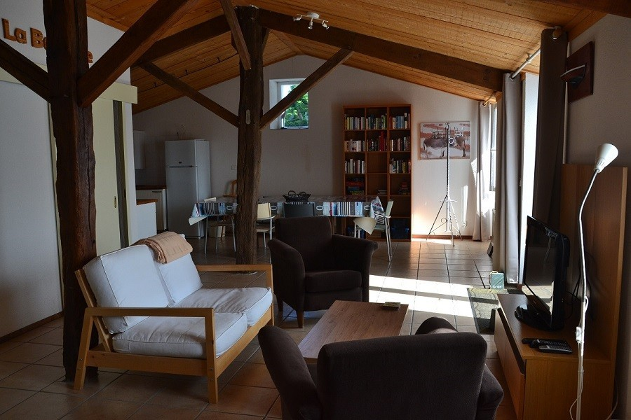 Au Passage du Gois in de Vendee, Frankrijk woonkamer Au Passage du Gois 30pluskids image gallery