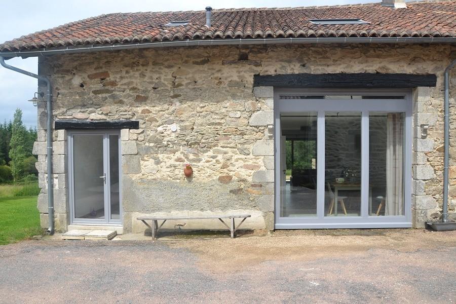 La Legerie in de Haute Vienne vlakbij de Dordogne, Frankrijk gite La Grenouille buiten La Lègerie 30pluskids image gallery