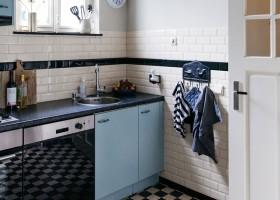 Buitenlust in Limburg, Nederland keuken Vakantiehuis Buitenlust 30pluskids