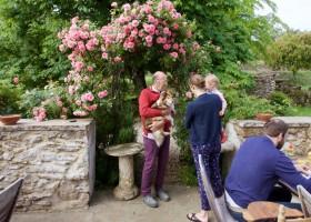 Mas Blanc in de Gard, Zuid-Frankrijk ontmoetingsplek voor jong en oud Mas Blanc  30pluskids