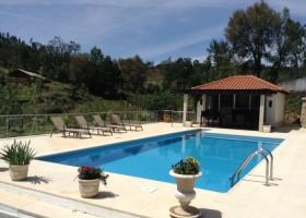 Quinta do Cascalhal in Arco de Baulhe, Noord-Portugal prive zwembad Portugal Noord - Quinta Do Cascalhal 30pluskids