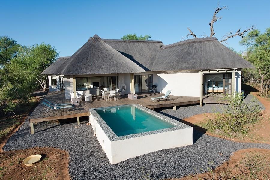 Homes of Africa in Hoedspruit, Zuid-Afrika veel giraffen (16) Homes of Africa vakantiehuizen 30pluskids image gallery