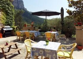 S'Era Vella op Mallorca, Spanje terras met uitzicht S'Era Vella 30pluskids