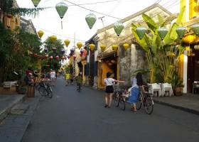 KidsReizen Vietnam straatje hoi-an KidsReizen Vietnam 21-daagse rondreis  30pluskids