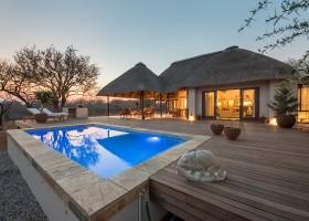 Homes of Africa in Hoedspruit, Zuid-Afrika veel giraffen (17) Homes of Africa vakantiehuizen 30pluskids