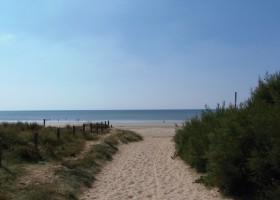 Au Passage du Gois in de Vendee, Frankrijk strand 2 Au Passage du Gois 30pluskids