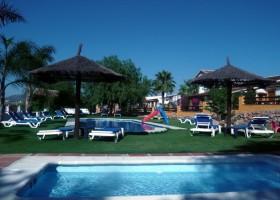 La Casita Vakantiehuizen La Granja zwembaden.jpg La Granja de Antonio 30pluskids