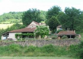 Les Quatre Toits in de Tarn-et-Garonne, Frankrijk overzicht Domaine Les Quatre Toits 30pluskids