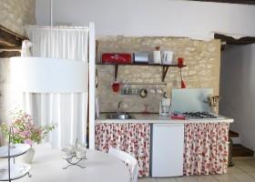 Les Fontanelles keuken Les Fontanelles 30pluskids