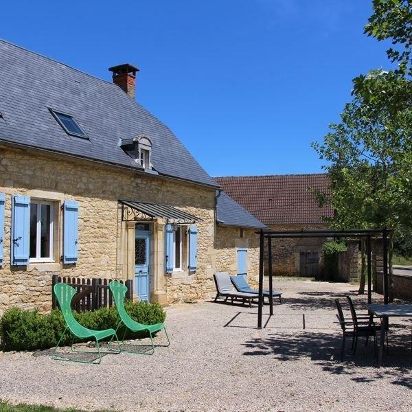 Place de la Famille in de Dordogne, Frankrijk gite Glamping Place de la Famille 30pluskids image gallery