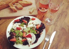 """Domaine Les Gazailles Huis aan de Lot in de Lot-et-Garonne, Frankrijk heerlijk eten Domaine """"La Gazailles"""" - HUIS aan de LOT 30pluskids"""