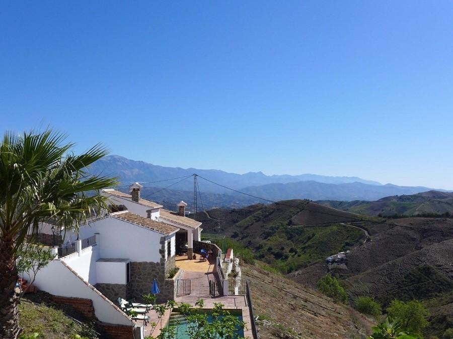 Andalusie met kinderen Villa Casa Los Rosales