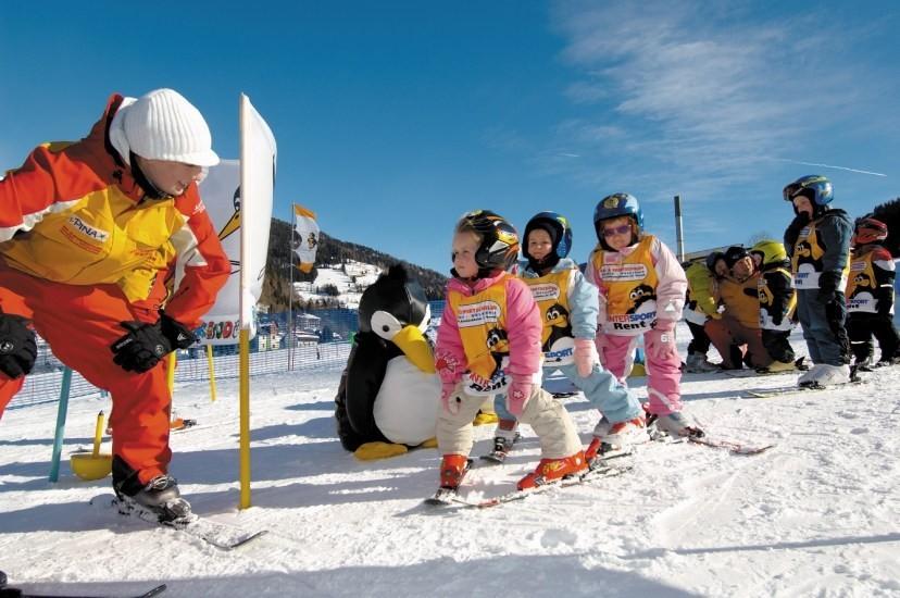 Kids  Go 2019 In de Bobo skischool van Bad Kleinkirchheim