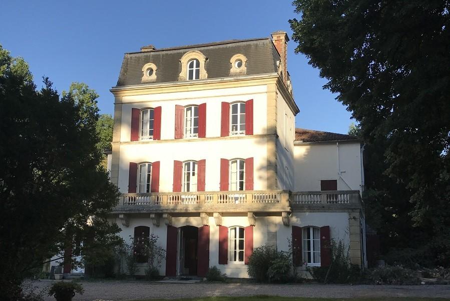 """Domaine Les Gazailles Huis aan de Lot in de Lot-et-Garonne, Frankrijk huis Domaine """"La Gazailles"""" - HUIS aan de LOT 30pluskids image gallery"""
