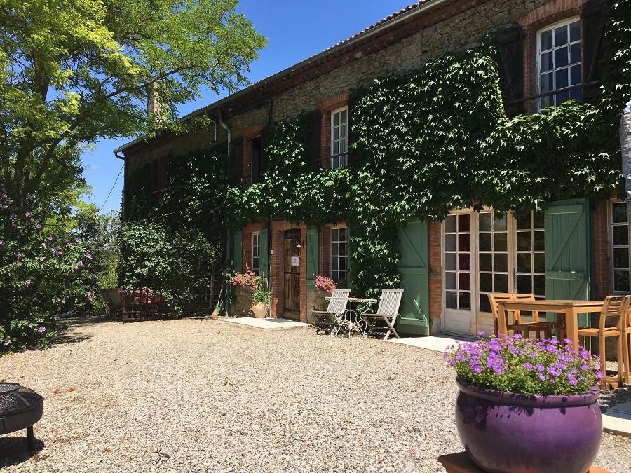 Domaine du Cammazet in Lapenne, Frankrijk huis Domaine du Cammazet 30pluskids image gallery