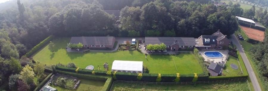 In de Vlinderkes in Arcen, Nederland overzicht terrein In de Vlinderkes 30pluskids image gallery