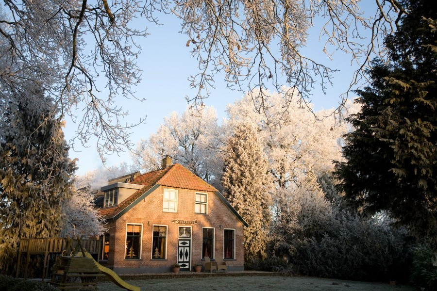 De Eekhorst in de winter