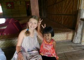 Riksja Family rondreis Thailand  ontmoetingen op reis Riksja Family Thailand 30pluskids