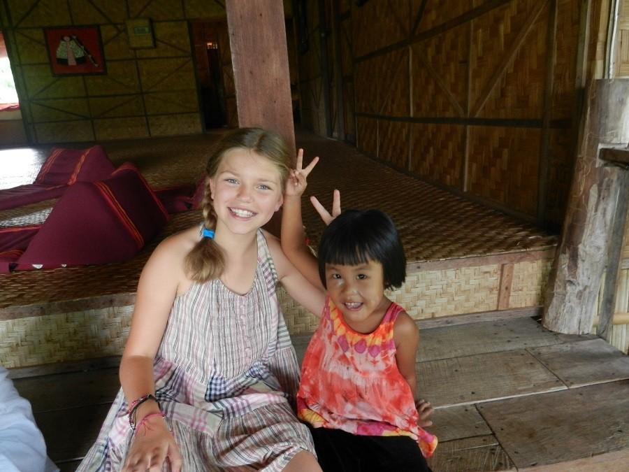 Riksja Family rondreis Thailand  ontmoetingen op reis Riksja Family Thailand 30pluskids image gallery