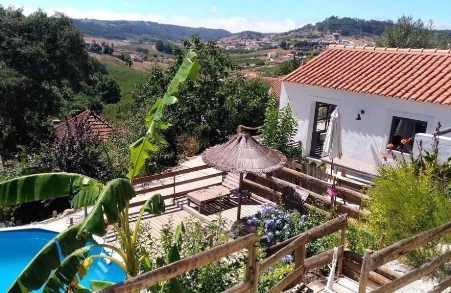 Quinta Horta da Rosa in Leiria, Portugal huis met zwembad Quinta Horta da Rosa 30pluskids image gallery