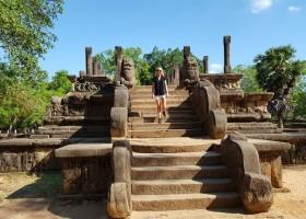 Travelnauts rondreis Sri Lanka 02 Safari, theeplantages en grottempels in Sri Lanka 30pluskids