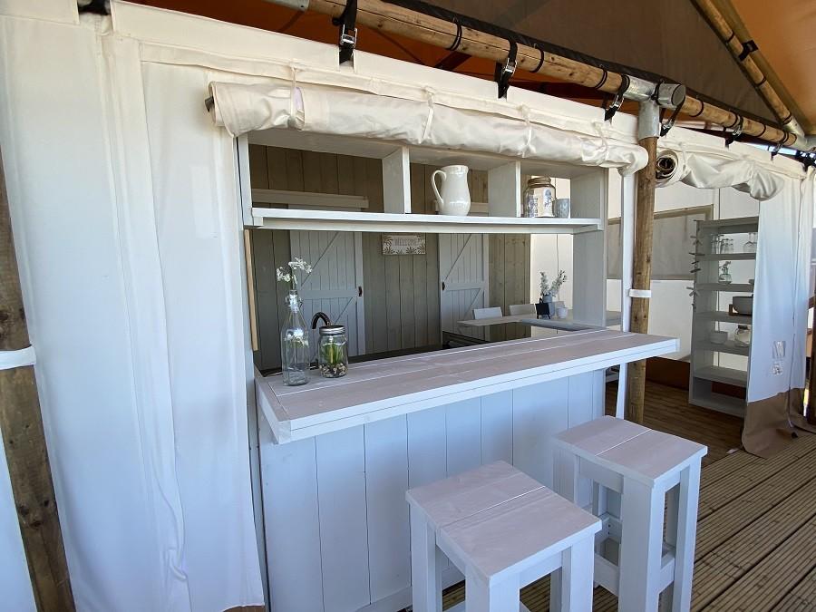 Villa Alwin Beach Resort in Cupra Marittima, Italie barretje safaritent Villa Alwin Beach Resort 30pluskids image gallery