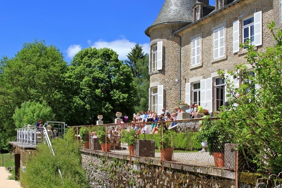 Chateau de Mialaret bruiloft.jpg Domaine le Mialaret 30pluskids image gallery