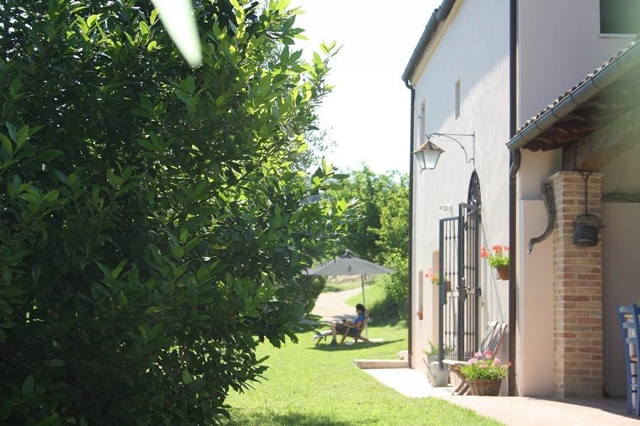 Fortuna Verde in Cossignano, Italie boerderij Agriturismo Fortuna Verde 30pluskids image gallery
