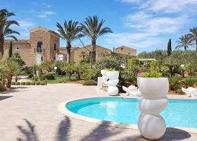 Borgo delle Olive opSicilie, Italie zwembad Borgo delle Olive 30pluskids